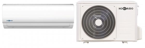 Hokkaido Mono Inverter System Klimaanlage Serie ACTIVE LINE R32 2,5 KW SET