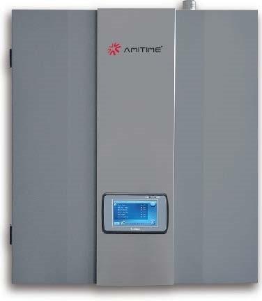 Wärmepumpe Monoblock KK-Tec / Amitime 6,50 KW Heizleistung, R32