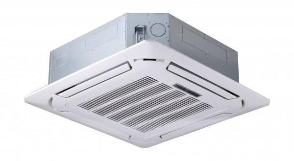 KK-Tec Dual Inverter System Klimaanlage Kassette FAIRWIND R32 3,5+3,5